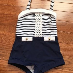 Janie and Jack Bathing Suit 12-18 months